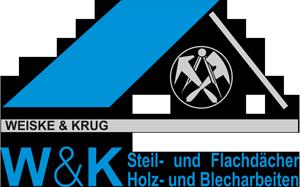 W&K Bedachungen GmbH - Logo